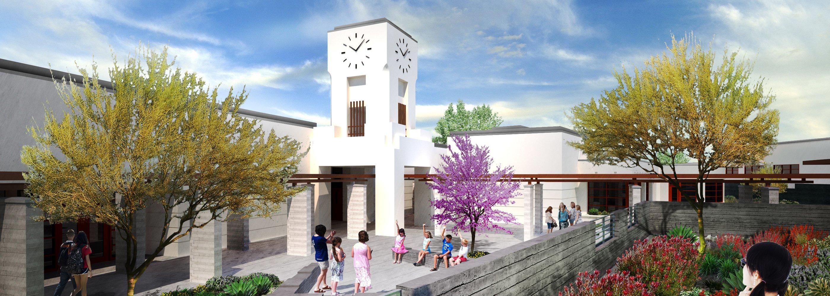 cadence park school rendering